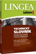 Lexicon5 Technický slovník Německo-český, Česko-německý