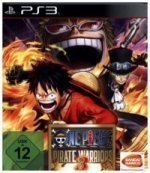 One Piece Pirate Warriors 3, PS3-Blu-ray Disc