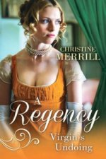 Regency Virgin's Undoing