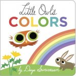 Little Owl's Forest Colors