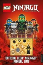 Official Lego Ninjago Annual