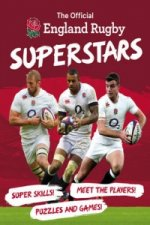 Official England Rugby Superstars
