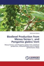 Biodiesel Production from Mesua ferrea L. and Pongamia glabra Vent