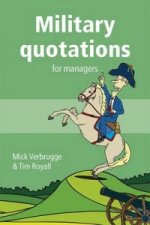 Military Quotations for Managers