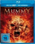 The Mummy Resurrected Real 3D, 1 Blu-ray