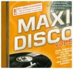 MAXI Disco, 1 Audio-CD. Vol.9