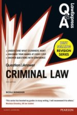 Law Express Question and Answer: Criminal Law (Q&A Revision