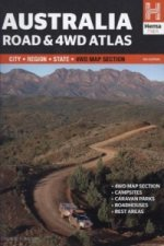 Hema Australia Road and 4WD