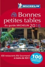 Michelin Bonnes petites tables du guide Michelin 2016