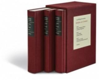 Schriften zur Literatur Gesamtwerk, 3 Bde.