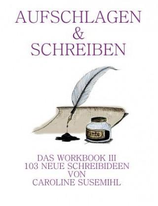 Aufschlagen und Schreiben Workbook 3