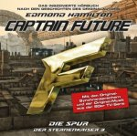 Captain Future - Der Sternenkaiser: Die Spur, 1 Audio-CD