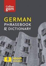 Collins German Phrasebook and Dictionary Gem Edition