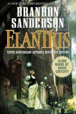 Elantris, English edition