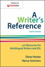 Writer's Reference with Resources for Multilingual Writers and ESL