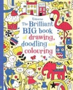 Brilliant Big Book of Drawing, Doodling and Colouring