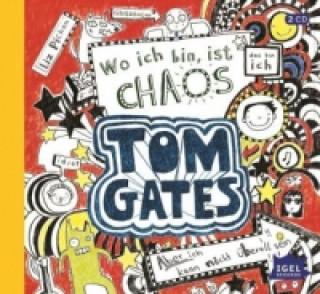 Tom Gates. Wo ich bin ist Chaos - Aber ich kann nicht überall sein!s