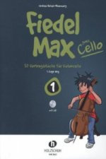 Fiedel-Max Goes Cello, m. Audio-CD. Bd.1