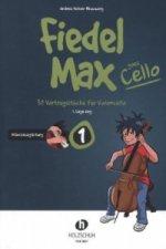 Fiedel-Max Goes Cello - Klavierbegleitung. Bd.1
