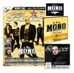 Titelstory Mono Inc., Sticker von Mono Inc. + 2 Audio-CDs