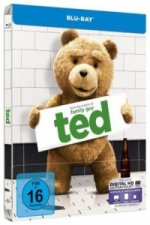 Ted, 1 Blu-ray (Steelbook, Limited Edition)