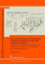 The Interface between Scientific and Technical Translation Studies and Cognitive Linguistics