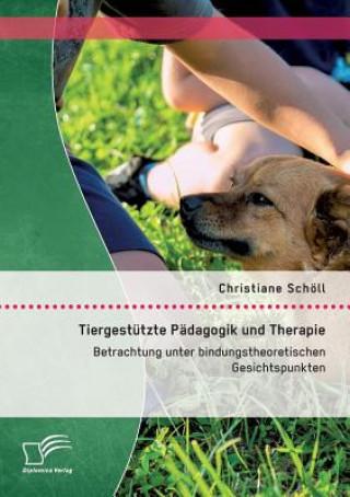Tiergest tzte P dagogik Und Therapie