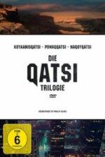 Die Qatsi-Trilogie, 3 DVDs (Remastered.Edition)