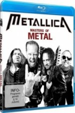 Metallica - Masters of Metal, 1 Blu-ray