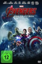 Avengers: Age of Ultron, 1 DVD