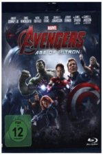 Avengers: Age of Ultron, 1 Blu-ray