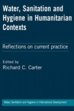 Water, Sanitation and Hygiene in Humanitarian Contexts