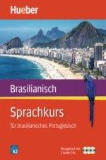 Sprachkurs für brasilianisches Portugiesisch, m. 3 Audio-CDs