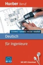 Deutsch für Ingenieure - Griechisch, Spanisch, Polnisch, Rumänisch