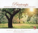 Printemps, 1 Audio-CD