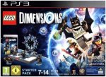 LEGO Dimensions Starter-Pack, PS3-Blu-ray Disc