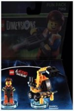 LEGO Dimensions Fun Pack LMV Emmet