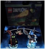 LEGO Dimensions Fun Pack WOZ Wicked Witch