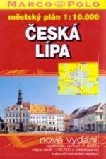 Česká Lípa/plán VKU 1:10T