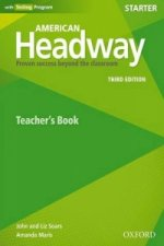 American Headway: Starter: Teacher's Book
