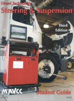 Diesel Technology: Steering and Suspension, Student Guide