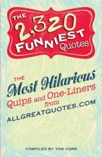 2,320 Funniest Quotes