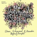 Botanical Hand Lettering Workbook