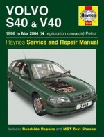 Volvo S40 & V40 (Petrol) Owner's Workshop Manual