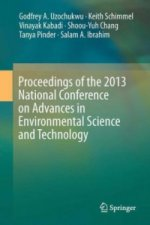 Proceedings of the 2013 National Conference on Advances in Environmental Science and Technology