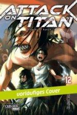 Attack on Titan. Bd.12