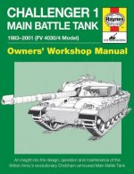 Challenger 1 Main Battle Tank Owners' Workshop Manual