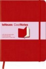 Red/Red Coolnotes Xl Blank