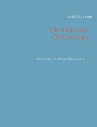 Biblische Chronologie