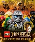 LEGO® Ninjago®, Masters of Spinjitzu - Die geheime Welt der Ninjas, m. Sensei Wu Minifigur